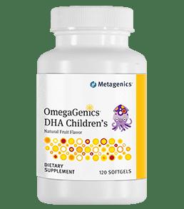 OmegaGenics DHA Children's